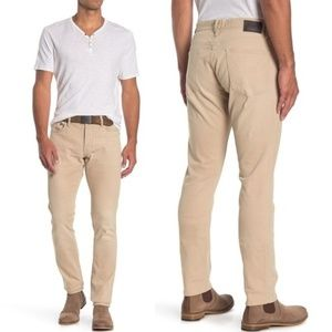 "John Varvatos | Straight Leg Jeans in ""twine"""